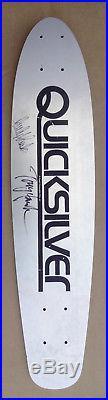 VINTAGE SKATEBOARD Sims Quicksilver 90kg Slalom DECK 1975 -76 ish Powell Peralta