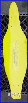 VINTAGE SKATEBOARD Turner Slalom DECK 1975 -76 ish