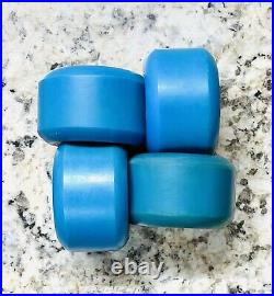 VTG NOS Powell Peralta MINI RATS OG 57mm/95a Blue Skateboard Wheels