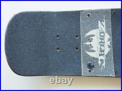 VTG OG 1990 Zorlac Metallica Skateboard H-Street Vision Powell Blind World G&S