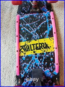 Valterra 1980s Back To The Future Marty McFly Skateboard