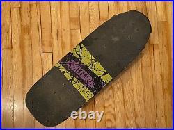 Valterra Back to the Future Movie Skateboard Original