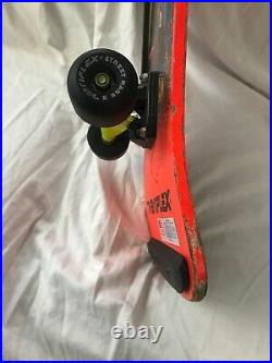 Variflex 1987 Outer Limits Vans Lance Mountain Complete Skateboard Deck RARE WoW