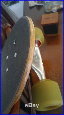 Variflex Dennis Martinez Pro Skateboard vintage Connection Trucks X-core wheels