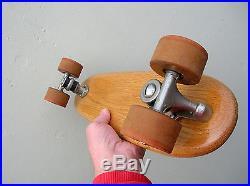 Vintage 1960s makaha junior sidewalk skateboard surfboard longboard rare WOW