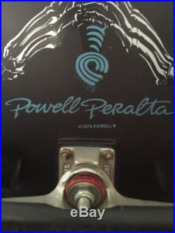 Vintage 1978 Powell Peralta Skull & Sword Complete skateboard