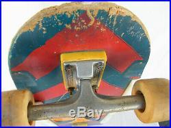 Vintage 1985 Powell Peralta Steve Steadham Complete Skateboard Indy's Rat Bones