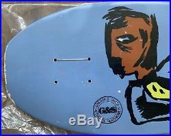 Vintage 1986 G&S Neal Blender Coffee Break Skateboard EXTREMELY RARE VARIENT