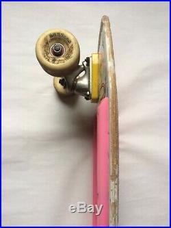 Vintage 1987 Vision Ken Park OG Crystal Ball Monster Egg Complete Skateboard