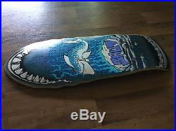 Vintage 1988 SHUT Skateboard Zoo York H-Street Alva Powell Zorlac PERFECT! Real