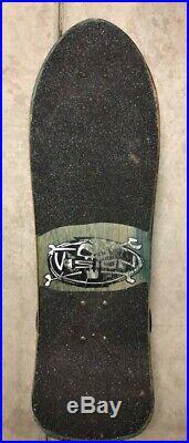 Vintage 1988 Vision Shredder Too Skateboard Complete Venture Trucks