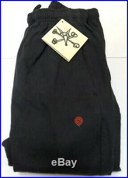 Vintage 1990 Powell Peralta Elastic Waist Baggy Skateboard Pants NEW with Tag NOS