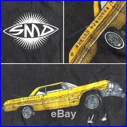 Vintage 1991 Julian Stranger SMA Skateboards Lowrider T-Shirt Santa Cruz Rare