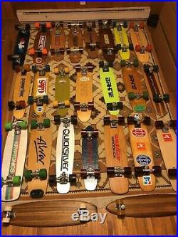 Vintage 60's 70's 25 Skateboard Collection-g&s, Sims, Logan, Bahne, Santa Cruz, Hobie