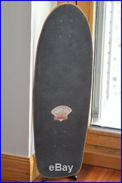 Vintage 70's G&S FIBREFLEX DENNIS MARTINEZ FLYING ACES MODEL Skateboard Deck