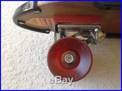 Vintage 70's Logan Earth Ski, GullWing Phoenix Truck, Road Rider 4 Wheels