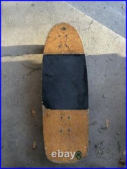 Vintage 70s 80s Sims Lonnie Toft Skateboard Dogtown Tracker Trucks Bones Skate