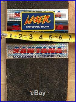 Vintage 70s Hobie Skateboard Skatpark rider Model