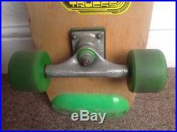 Vintage 79 skateboard Z Flex