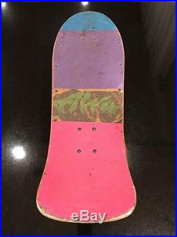 Vintage Alva Fred Smith III Loud One skateboard Extremely Rare
