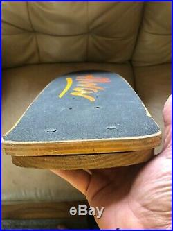 Vintage Alva skateboard Deck 1970s