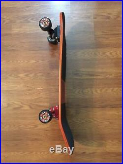 Vintage Billy Ruff Jester G&S Complete Skateboard