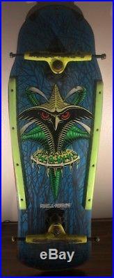 Vintage Bones Brigade Powell Peralta Tony Hawk Hawk Claw Skateboard