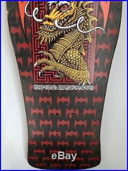 Vintage Caballero Powell Peralta Skateboard EXCELLENT Original Boneite 1987 OG