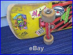 Vintage Christian Hosoi Hammerhead Vert Model Skateboard