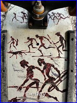 Vintage Complete Powell-Peralta Lance Mountain Mini Bonite Time Warp Skateboard