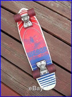 Vintage Dewey Weber combi flex sidewalk skateboard surfboard 1970s rare Maria