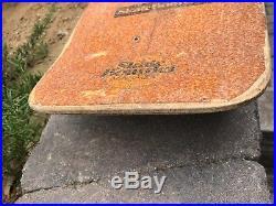 Vintage Dogtown Bigfoot Skateboard Zephyr Zboys Alva G&S Jay Sims Zflex