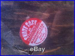 Vintage ERIC DRESSEN Celtic Rose deck 89, Santa Cruz still in wrap! Mint