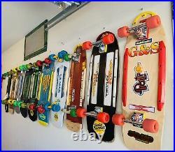 Vintage El Gato Variflex Old School Skateboard C3s Wheels Connections Trucks