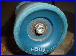 Vintage Functional Design Skateboard Gull Wing Hpg IV Trucks Wooden Skateboard