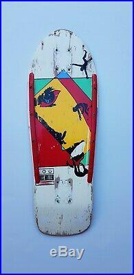 Vintage, G&S Chris Miller, skateboard, Mini, original 1980s