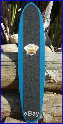 Vintage G&S FIBREFLEX Bowlrider Model Skateboard Deck Gordon & Smith fiberflex