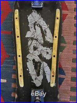 Vintage G&S Gordon & Smith Foil Tail Complete Skateboard ACS 900 Trucks