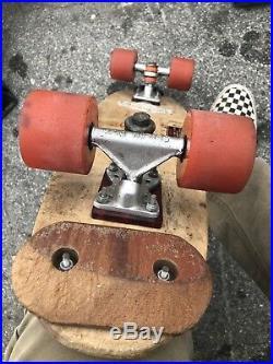 Vintage G&S Warped Tail OJ Wheels Skateboard