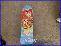 Vintage H-Street Tony Magnusson Skateboard