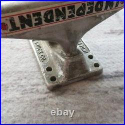 Vintage Independent Trucks Stage 7 8 Skate Skateboard
