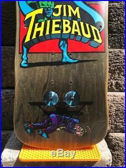 Vintage Jim Thiebaud Santa Monica Airlines nos skateboard Santa Cruz Powell