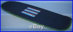 Vintage KRYPTONICS Tri-Logo Foam Core Skateboard Deck Kryptonic