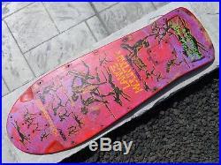 Vintage Lance Mountain Future Primitive Skateboard Deck OG Powell Peralta 1985