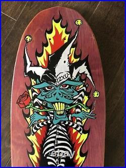 Vintage NOS 1990 John Lucero 12xU Lucero Limited Vintage Skateboard