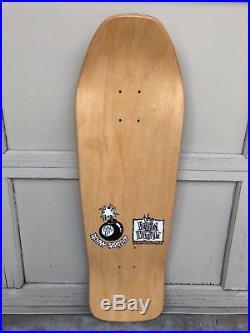 Vintage NOS New Deal Danny Sargent Monkey Bomber Skateboard Deck 90s Rare Mint