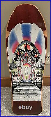 Vintage NOS OG Dogtown Malba Skateboard Deck Dog Town Alva Salba Santa Cruz