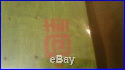 Vintage NOS Original Powell Peralta Frankie Hill skateboard deck Rare Green