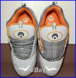 Vintage NOS Osiris GRAFF Size 10 Skateboard Shoes NEW COMPLETE DC Shortys D-3