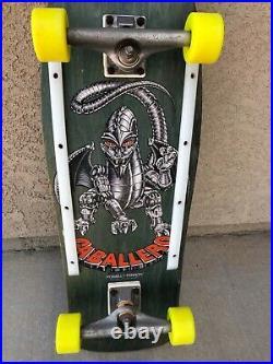 Vintage NOS Powell Peralta Caballero Mechanical Dragon skateboard